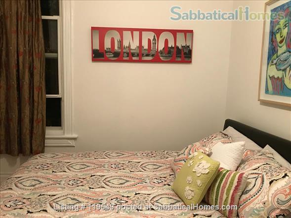 Semi-detached Victoria Home Room to Rent - sharing house with two others Home Rental in Toronto, Ontario, Canada 3