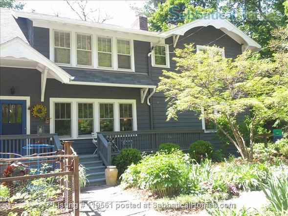 Fabulous FURNISHED Craftsman Style Home, 3.5 BR/ 2 BA, Available Summer 2022 and 2022-2023 academic year Home Rental in Ithaca 0