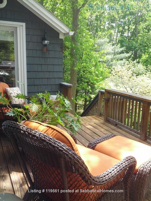 Fabulous FURNISHED Craftsman Style Home, 3.5 BR/ 2 BA, Available Summer 2022 and 2022-2023 academic year Home Rental in Ithaca, New York, United States 6