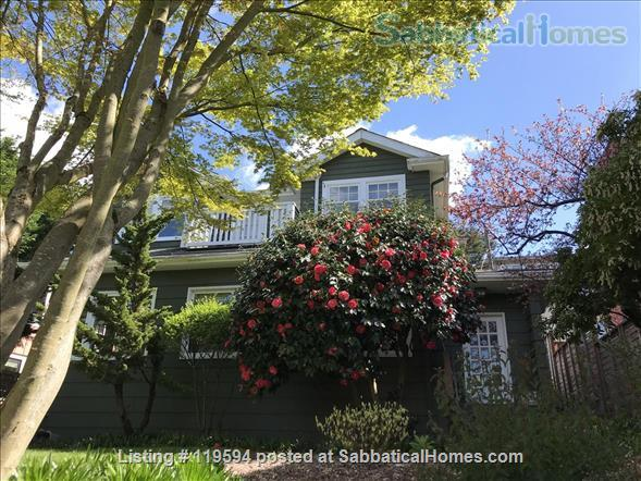 House to Share in Eastlake neighborhood of Seattle Home Rental in Seattle, Washington, United States 1