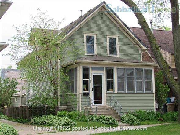 3 BR/1.75 Bath Craftsman Home on Madison Near East Side Home Rental in Madison, Wisconsin, United States 1