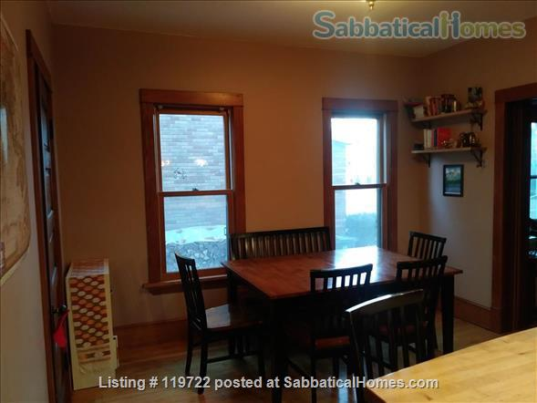 3 BR/1.75 Bath Craftsman Home on Madison Near East Side Home Rental in Madison, Wisconsin, United States 2