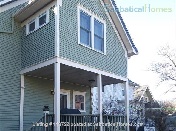3 BR/1.75 Bath Craftsman Home on Madison Near East Side Home Rental in Madison, Wisconsin, United States 8