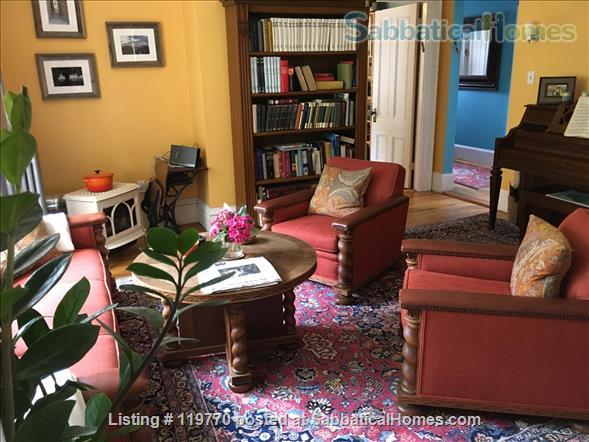 Glorious Brunswick Home: Now Available FULL Academic Year 21/22! Home Rental in Brunswick, Maine, United States 0