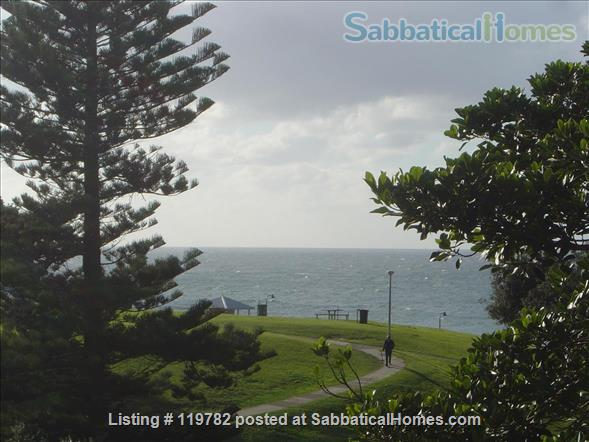 Stunning apartment with ocean view in Bronte Park Home Rental in Bronte, NSW, Australia 0
