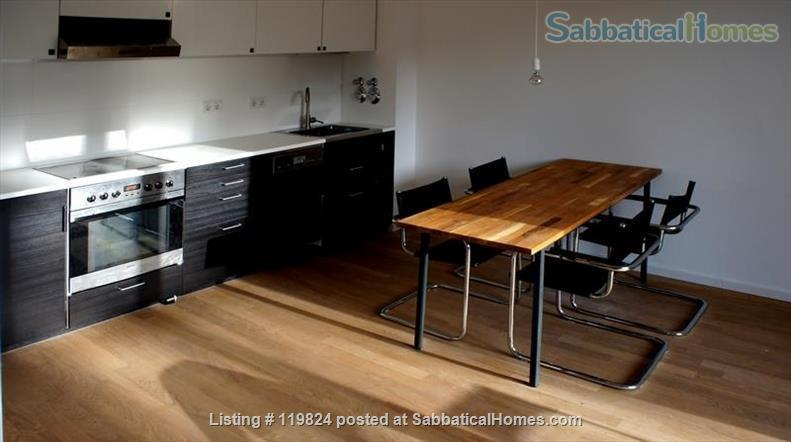 Central but quiet retreat to work, relax and experience Berlin Home Rental in Berlin 2