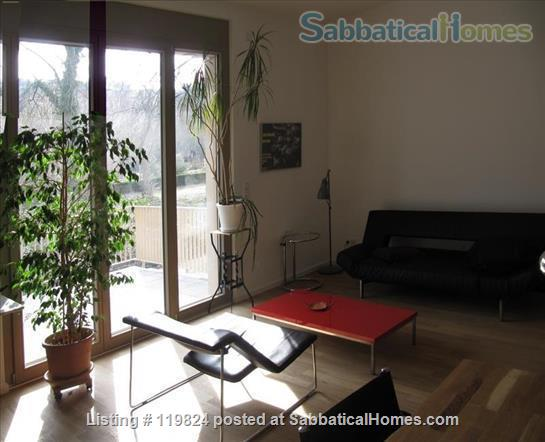Central but quiet retreat to work, relax and experience Berlin Home Rental in Berlin 3