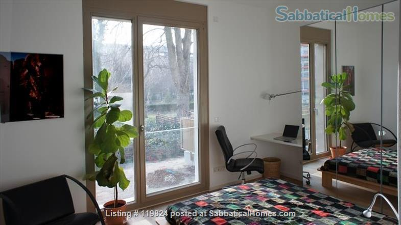 Central but quiet retreat to work, relax and experience Berlin Home Rental in Berlin 4