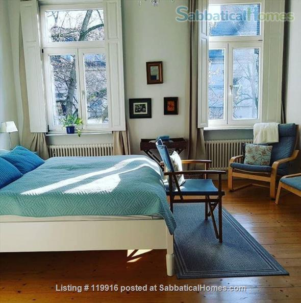 3 self contained suites  in a  Bed & Breakfast Inn setting  in historical Südstadt Bonn German Home Rental in Bonn, NRW, Germany 1