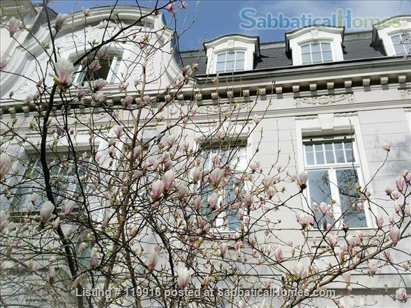 3 self contained suites  in a  Bed & Breakfast Inn setting  in historical Südstadt Bonn German Home Rental in Bonn, NRW, Germany 0