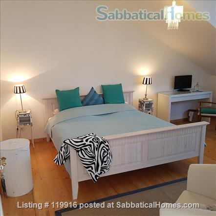 3 self contained suites  in a  Bed & Breakfast Inn setting  in historical Südstadt Bonn German Home Rental in Bonn, NRW, Germany 4
