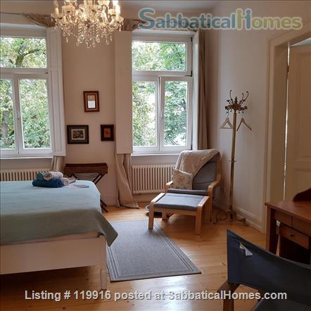 3 self contained suites  in a  Bed & Breakfast Inn setting  in historical Südstadt Bonn German Home Rental in Bonn, NRW, Germany 5