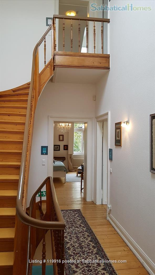 3 self contained suites  in a  Bed & Breakfast Inn setting  in historical Südstadt Bonn German Home Rental in Bonn, NRW, Germany 7