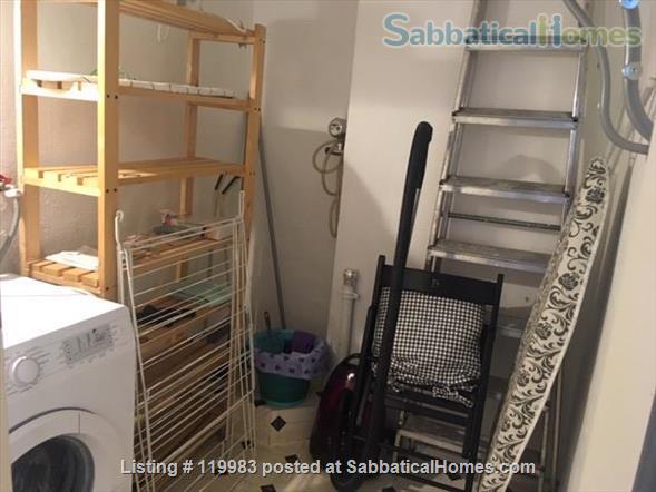 Furnished flat in Berlin Tiergarten, bright and quiet Home Rental in Berlin, Berlin, Germany 9