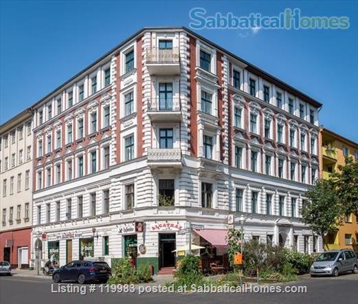 Furnished flat in Berlin Tiergarten, bright and quiet Home Rental in Berlin, Berlin, Germany 0