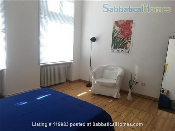 Furnished flat in Berlin Tiergarten, bright and quiet Home Rental in Berlin, Berlin, Germany 3