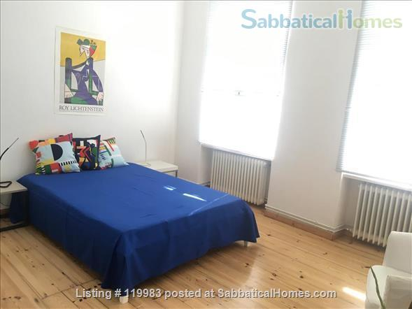 Furnished flat in Berlin Tiergarten, bright and quiet Home Rental in Berlin, Berlin, Germany 4