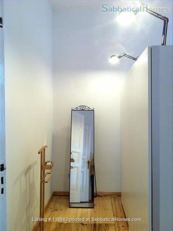 Furnished flat in Berlin Tiergarten, bright and quiet Home Rental in Berlin, Berlin, Germany 5