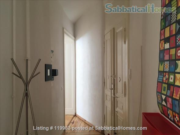 Furnished flat in Berlin Tiergarten, bright and quiet Home Rental in Berlin, Berlin, Germany 6