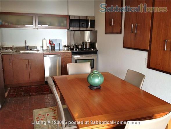 Beautiful, Furnished Studio Plus View Apartment Home Rental in Berkeley, California, United States 4