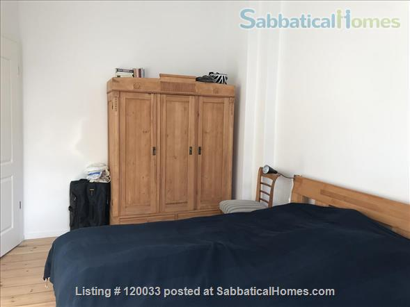 Berlin Home - spacious, bright, quiet and comfortable, fully furnished with all amenities Home Rental in Berlin, Berlin, Germany 3
