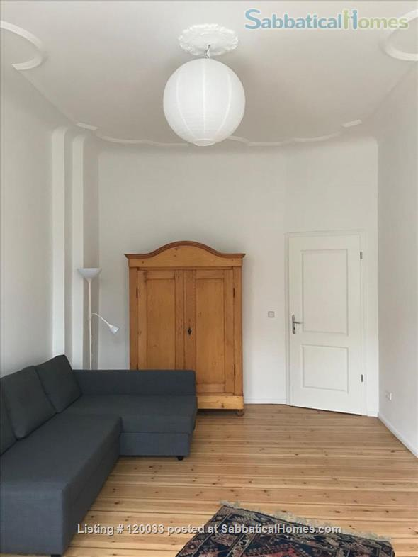 Berlin Home - spacious, bright, quiet and comfortable, fully furnished with all amenities Home Rental in Berlin, Berlin, Germany 5