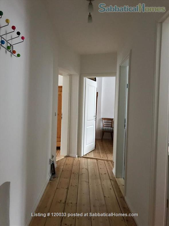 Berlin Home - spacious, bright, quiet and comfortable, fully furnished with all amenities Home Rental in Berlin, Berlin, Germany 6