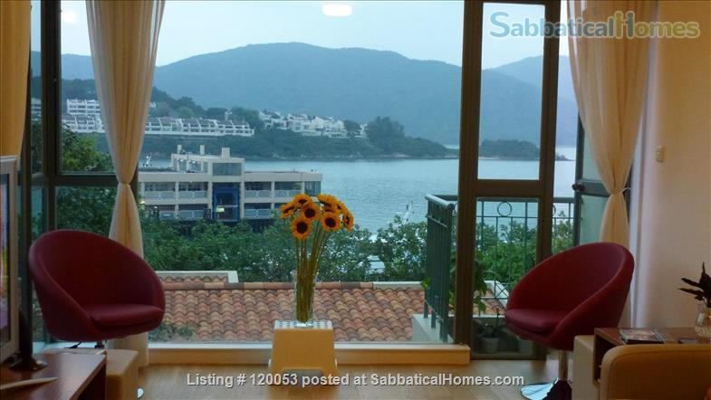 Lovely bayside apartment in Discovery Bay Hong Kong Home Rental in Discovery Bay, New Territories, Hong Kong 1