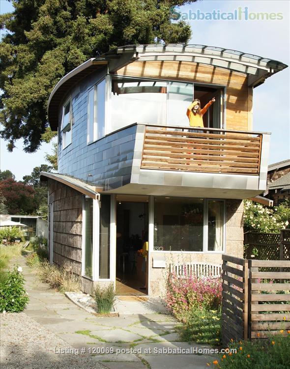 Modern, Green Architecture Gem Home Rental in Berkeley, California, United States 1