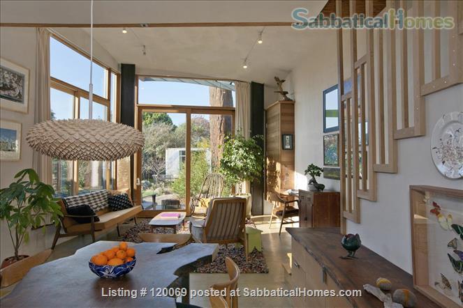 Modern, Green Architecture Gem Home Rental in Berkeley, California, United States 0