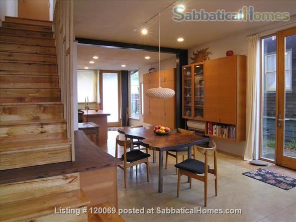 Modern, Green Architecture Gem Home Rental in Berkeley, California, United States 2