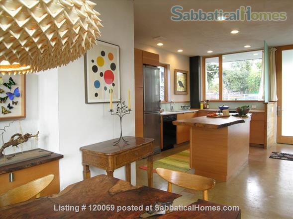Modern, Green Architecture Gem Home Rental in Berkeley, California, United States 3