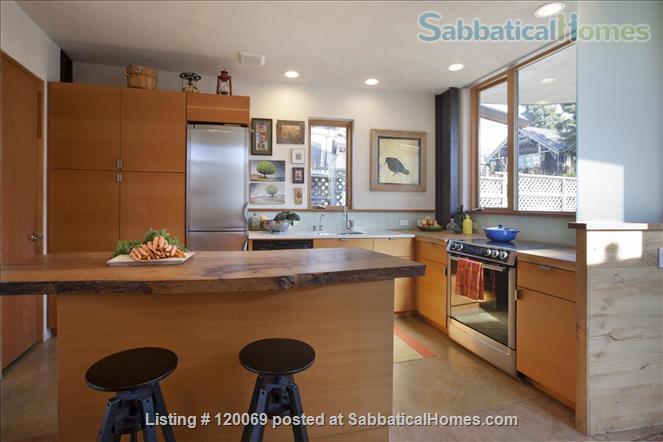 Modern, Green Architecture Gem Home Rental in Berkeley, California, United States 4