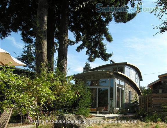 Modern, Green Architecture Gem Home Rental in Berkeley, California, United States 8