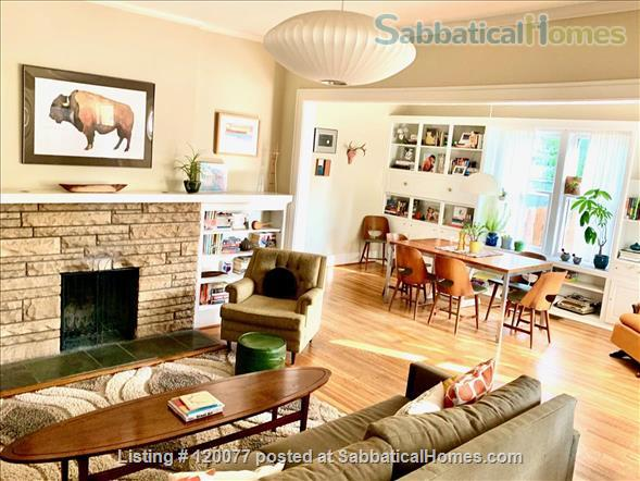 Lovely, large and bright 1920's house in Old Town Fort Collins Home Rental in Fort Collins, Colorado, United States 4