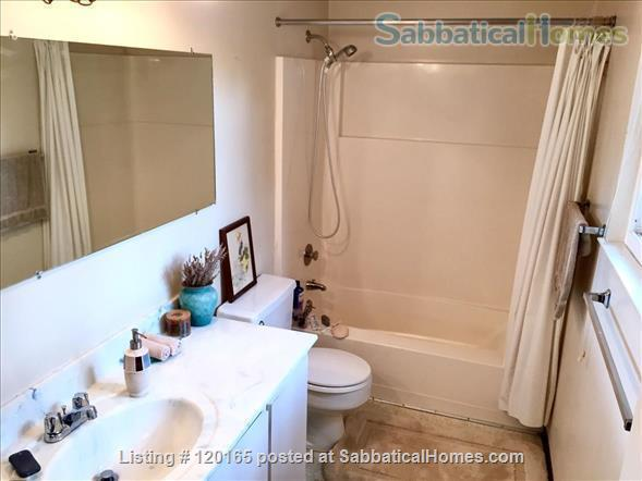 Fully Furnished Quiet 1BR/1.5BA Cupertino Townhouse Home Rental in Cupertino, California, United States 5