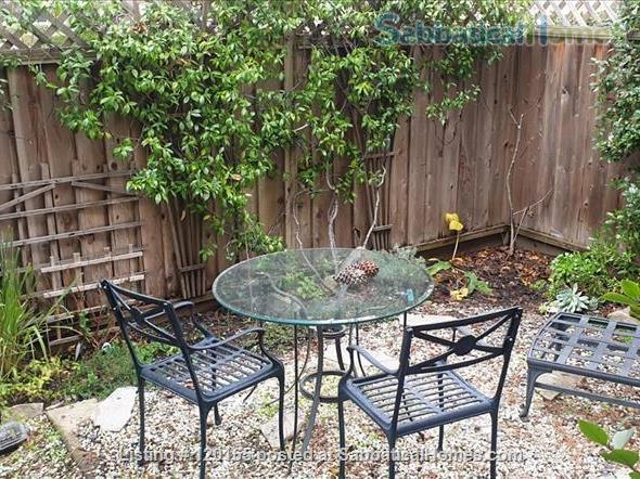 Fully Furnished Quiet 1BR/1.5BA Cupertino Townhouse Home Rental in Cupertino, California, United States 7