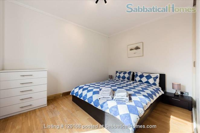 Kensington London ideal location apartment - term time only let possible Home Rental in Kensington, England, United Kingdom 2