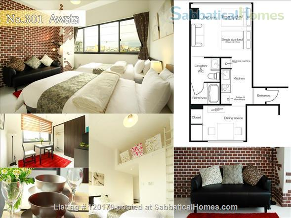 Monthly - M&M's Apartments Home Rental in Kyoto, Kyoto Prefecture, Japan 1