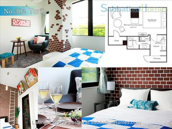 Monthly - M&M's Apartments Home Rental in Kyoto, Kyoto Prefecture, Japan 0