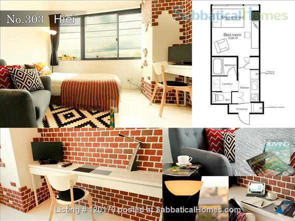 Monthly - M&M's Apartments Home Rental in Kyoto, Kyoto Prefecture, Japan 2