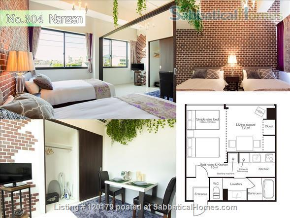 Monthly - M&M's Apartments Home Rental in Kyoto, Kyoto Prefecture, Japan 3