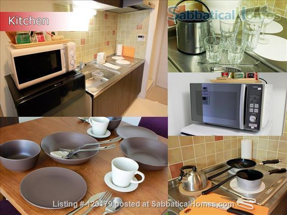 Monthly - M&M's Apartments Home Rental in Kyoto, Kyoto Prefecture, Japan 5