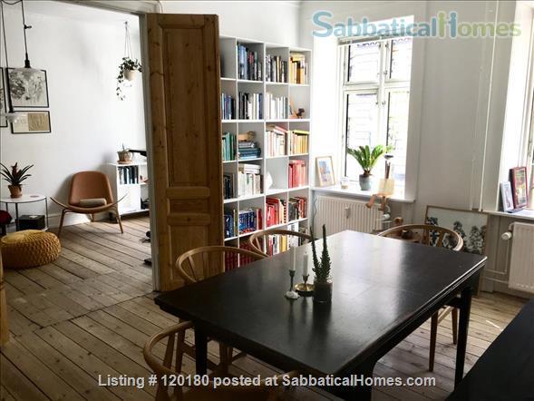 Beautiful Copenhagen apartment - 5 min walk to Copenhagen Business School Home Rental in Frederiksberg, , Denmark 1