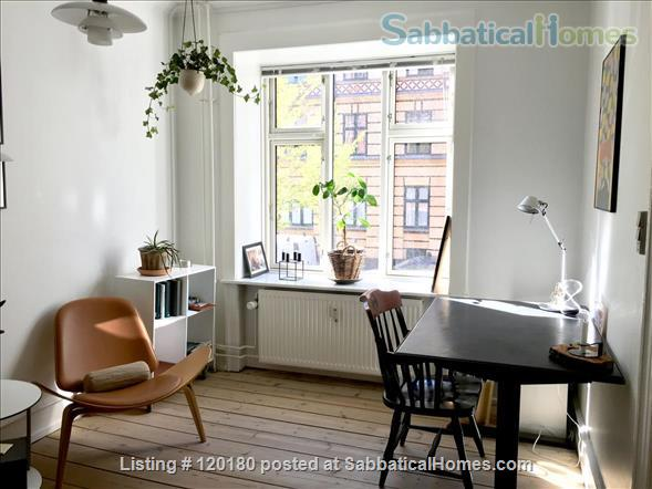 Beautiful Copenhagen apartment - 5 min walk to Copenhagen Business School Home Exchange in Frederiksberg, , Denmark 3