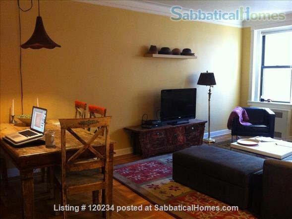 Fully Furnished Condo - housemate rarely there! Home Rental in Queens County, New York, United States 0