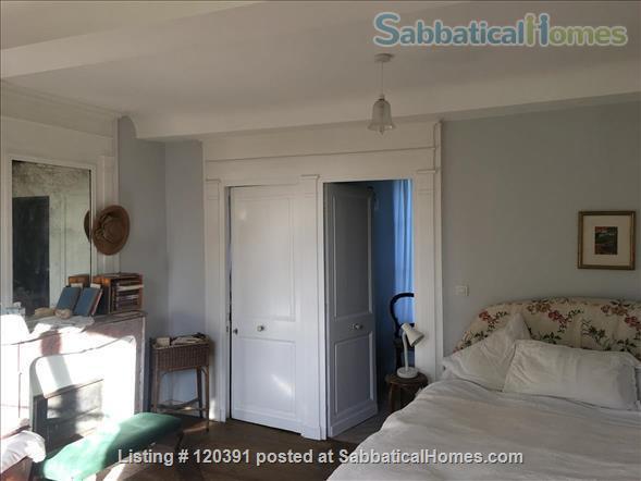 Manoir  or Lodge near the landing beaches.  Home Rental in Saint-Martin-de-Sallen, Normandie, France 9