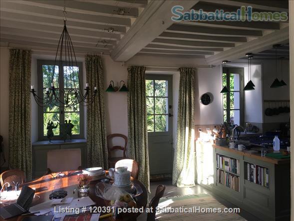 Manoir  or Lodge near the landing beaches.  Home Rental in Saint-Martin-de-Sallen, Normandie, France 0