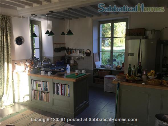 Manoir  or Lodge near the landing beaches.  Home Rental in Saint-Martin-de-Sallen, Normandie, France 2