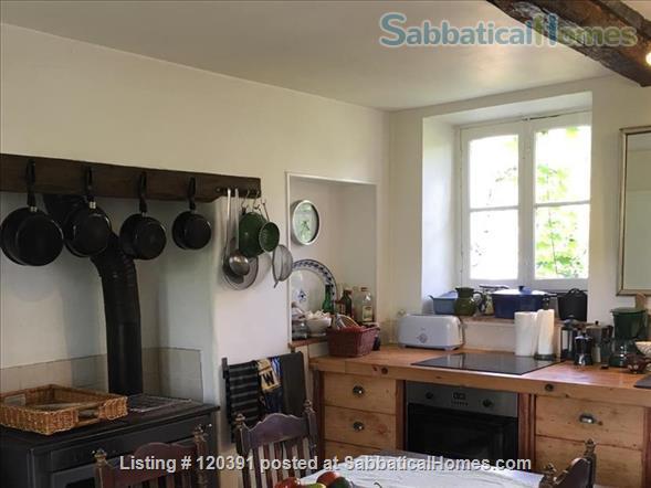 Manoir  or Lodge near the landing beaches.  Home Rental in Saint-Martin-de-Sallen, Normandie, France 7